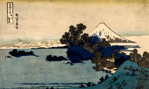 Grafiska Sällskapet - Japanskt träsnitt