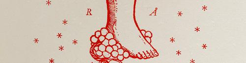 Grafiska Sällskapet- Del av Richard Årlins egna typsnitt