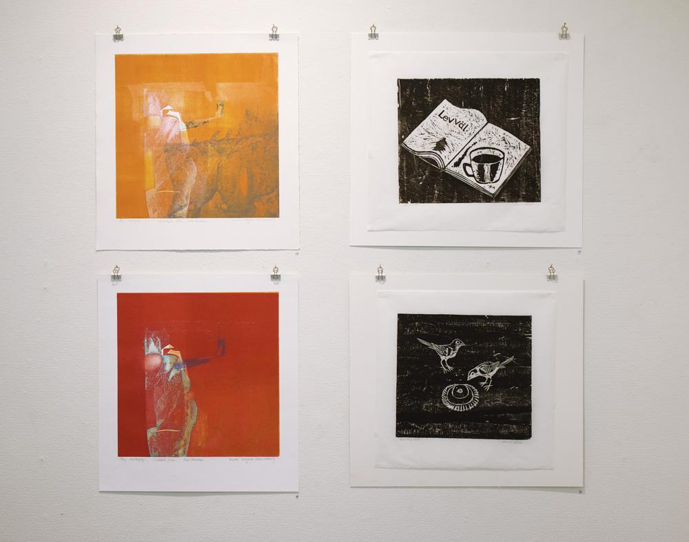 FIKA en samlingsutställning