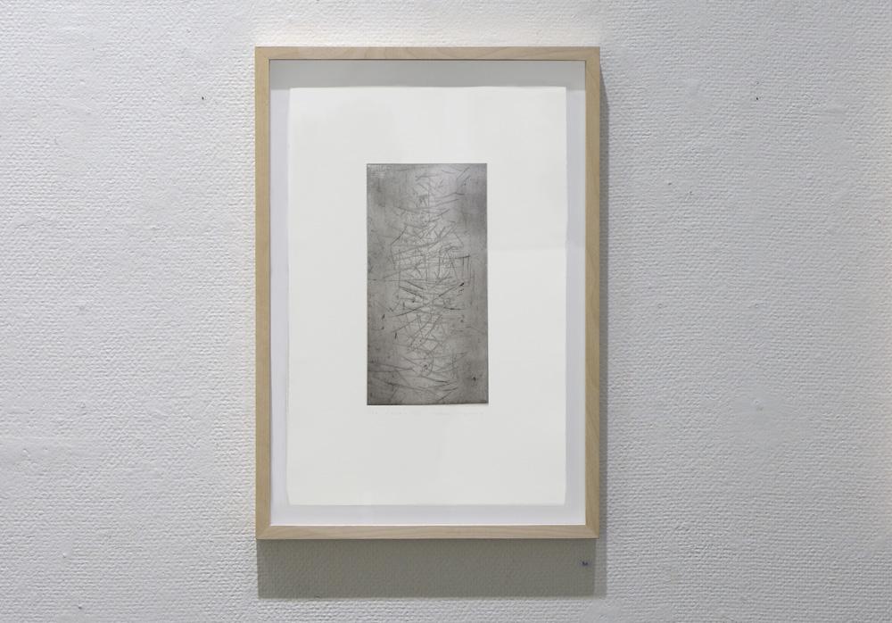 Utställning - 3 Grafiker och en poet