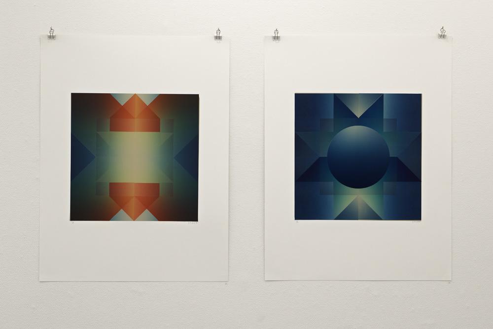 utställning: Britt Hillbom & Jenny Palmer