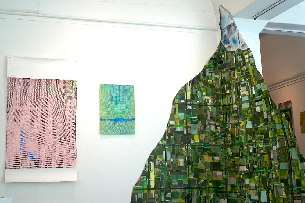 utställning: Jakob Leijonhielm & Eric Saline 6 april - 30 april 2019