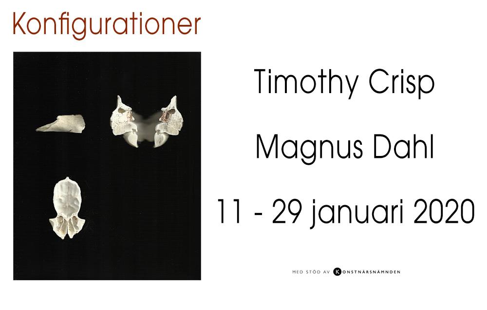 Utställning: Timothy Crisp & Magnus Dahl
