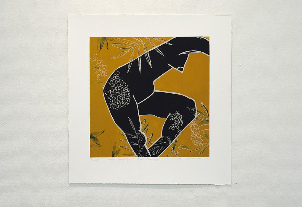 Utställning: Points, Lines and Perspectives - Marta Wakuła-Mac, Maev Lenaghan, Yoko Akino 2020.02.01-2020.02.19