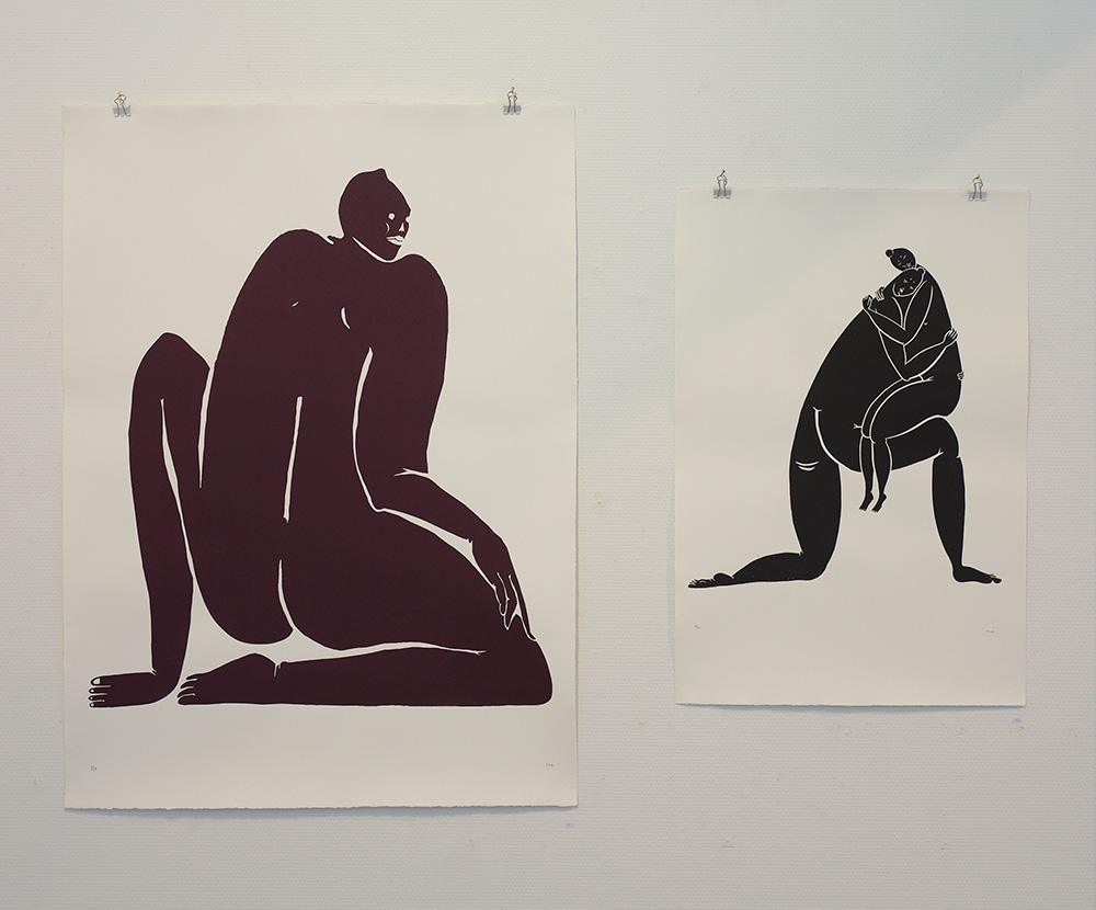 Utställning: Yasmina Karli Malmsten & Lars-Erik Hedendahl 2020.05.02 - 2020.05.20