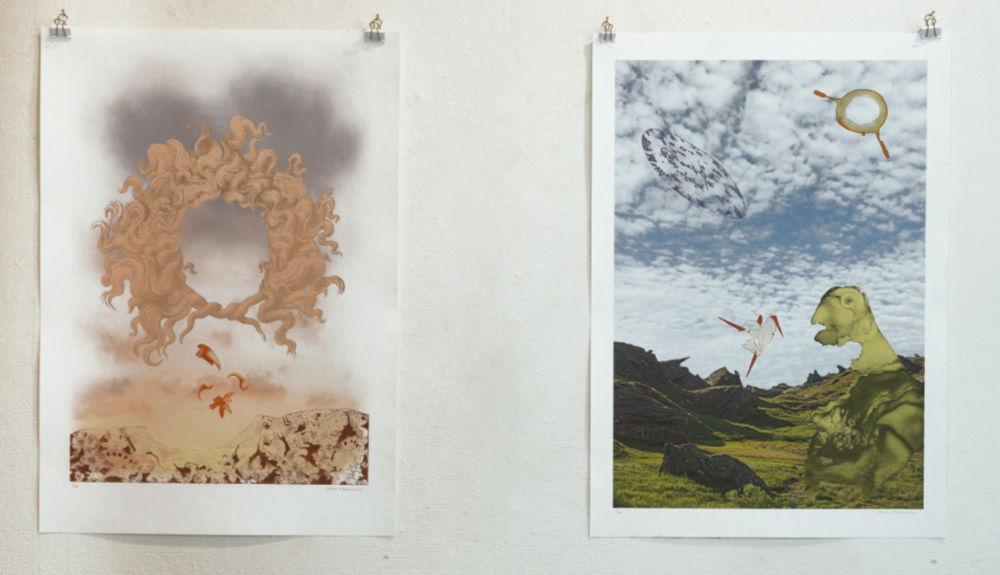 Utställning: Jan Manker 17/10 - 4/11 2020