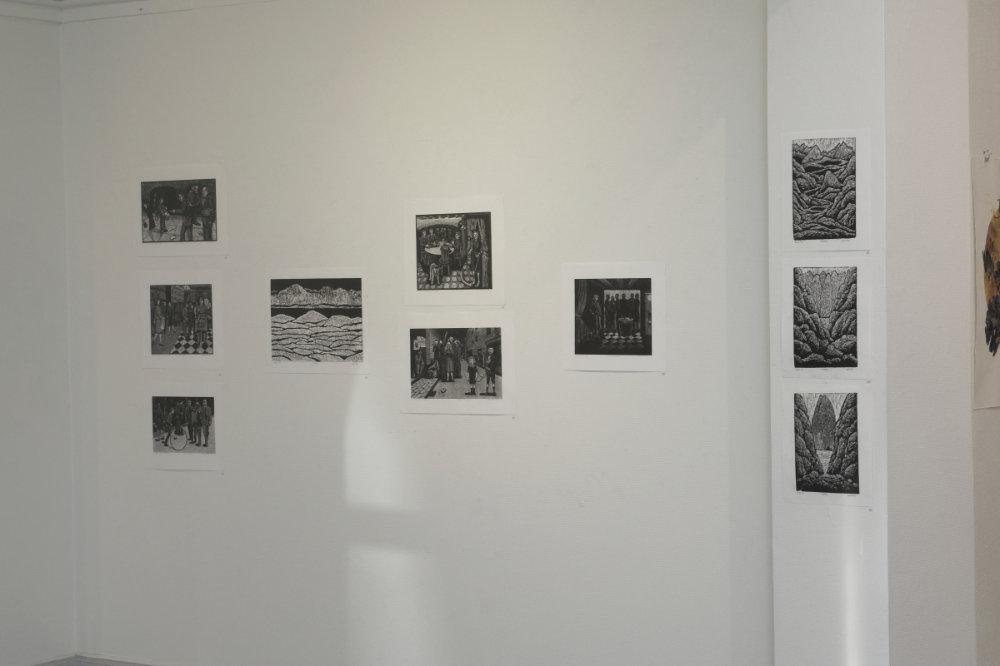 Utställning: Miller-Taghizadeh 7/11 - 25/11 2020