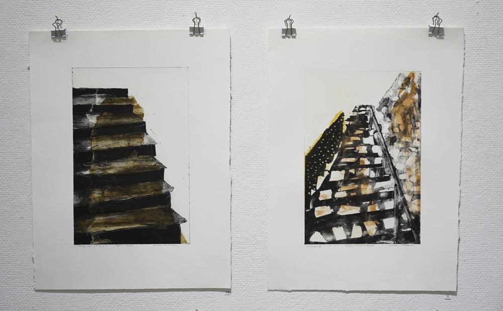 Jannis Karydakis & Kathie Pettersson utställning