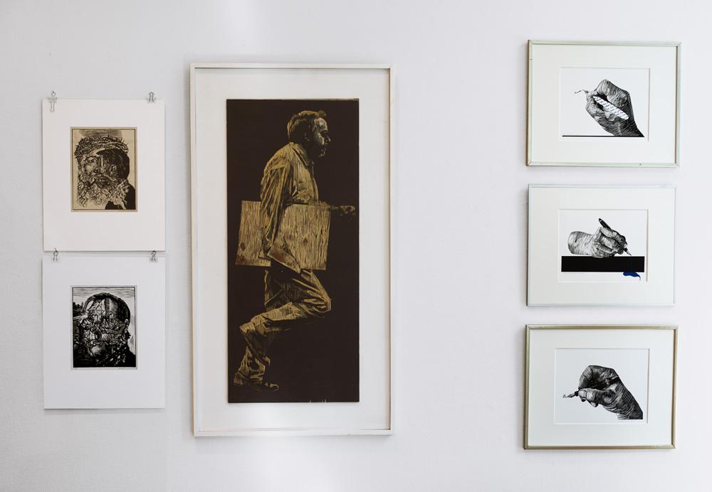 Utställning - Olof Sandahl