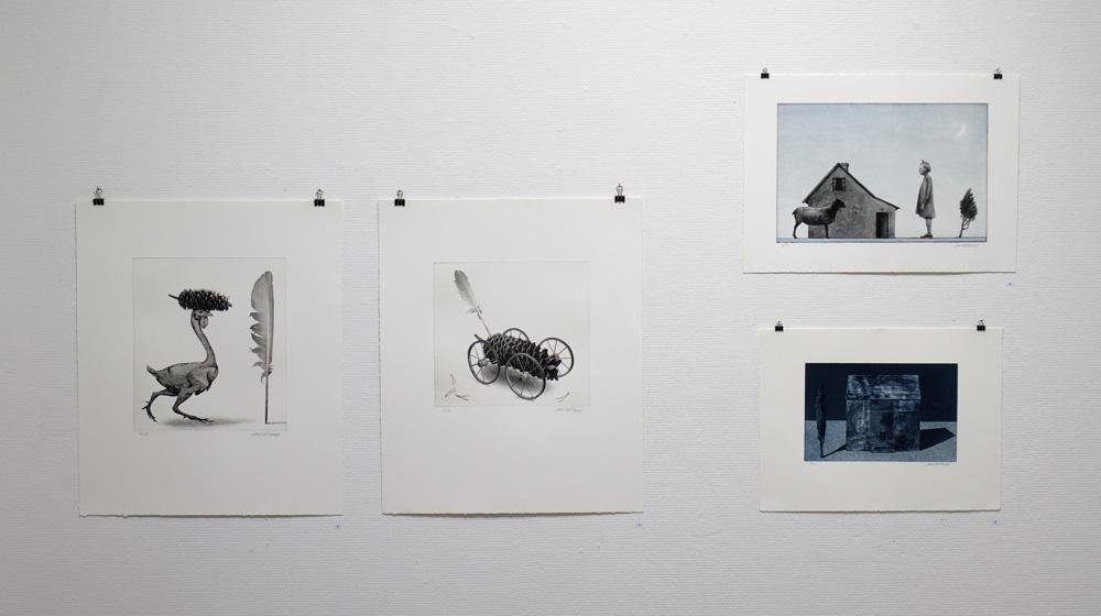 Utställning - Maria Erikson & Lars Östling