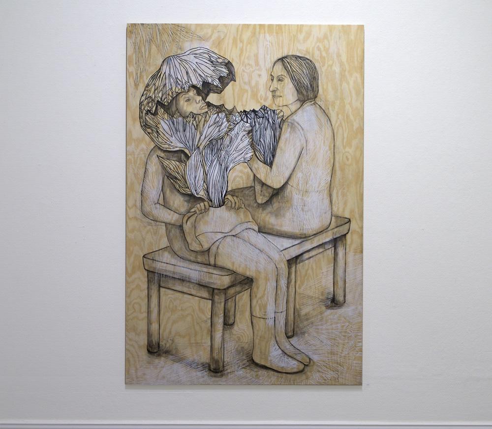 Utställning - Cathrine Jonasson & Ingela Svensson