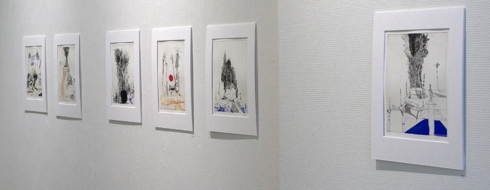 Utställning - Roger Simonsson & Lars Palm