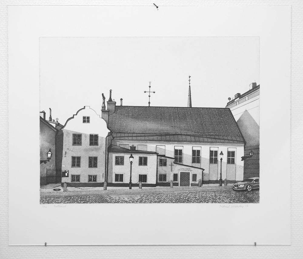 Utställning Birgitta Lorentzon & Mikael Wahrby 13/10 - 31/10 2018