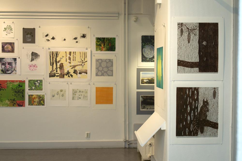 Den hemlighetsfulla trädgården - en samlingsutställning 24/11 - 19/12 2018