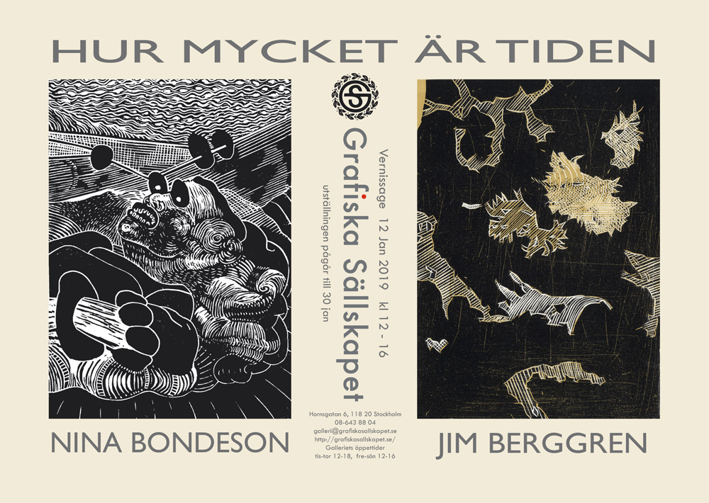 Nina Bondesson & Jim Berggren