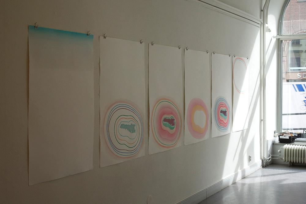 Utställning: 20 Coastal Stations