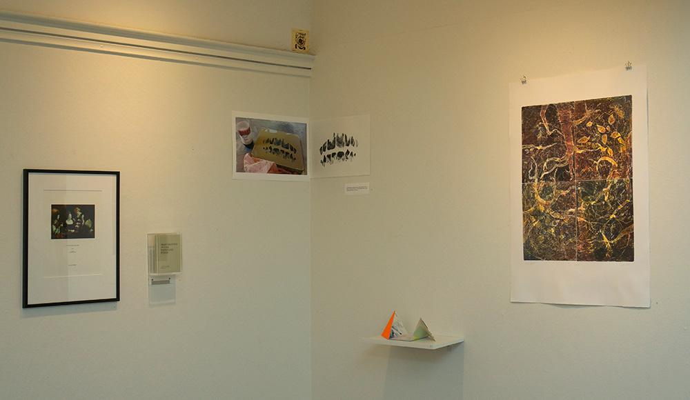 Utställning: 2019.11.23 – 2019.12.17 Print Matters Konsthögskolan i Oslo