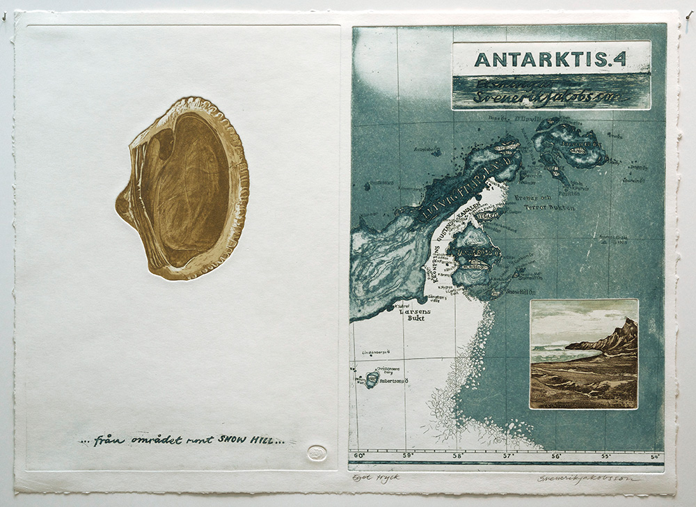 Utställning: Svenerik Jakobsson - från Arktis till Antarktis 2020.02.22 - 2020.03.11