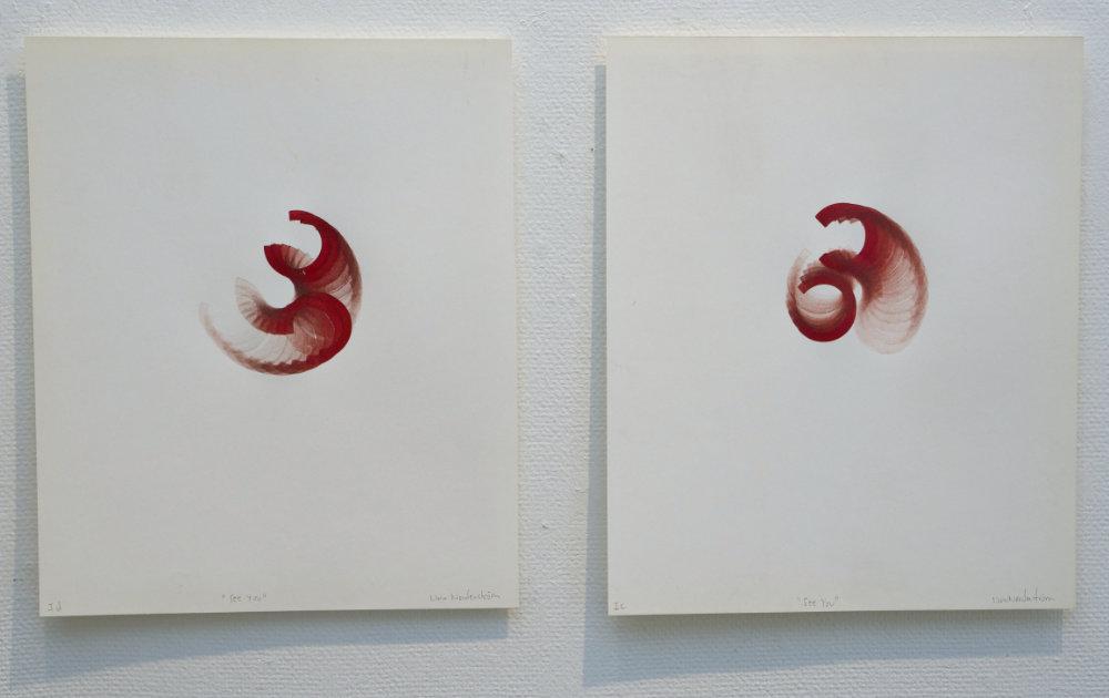 Utställning: Lina Nordenström 25/9 - 13/10 2021